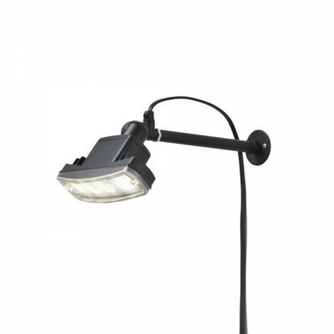 "Konstsmide Amalfi LED-Stab-Leuchte Außen-Lampe in Schwarz 7646-000-""53072170"""