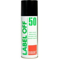 Kontakt-Chemie 208106091230 Label Off 50 Label Remover 200ml