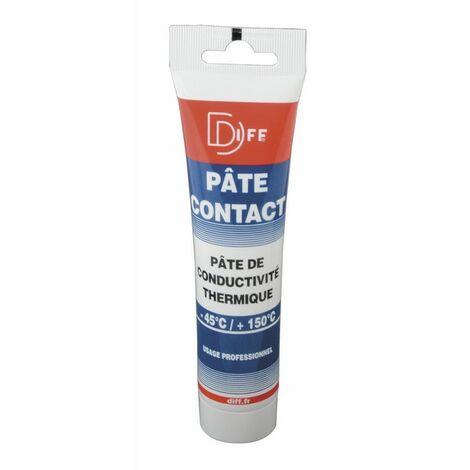 Kontaktpaste - Paste für Wärmeleitfähigkeit (Tube von 200gr)