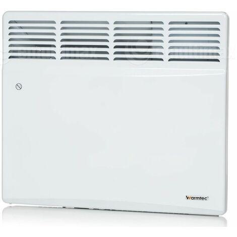 Konvektor Heizgerät 1000 W Heizkörper Thermostat Elektroheizung Lüfter