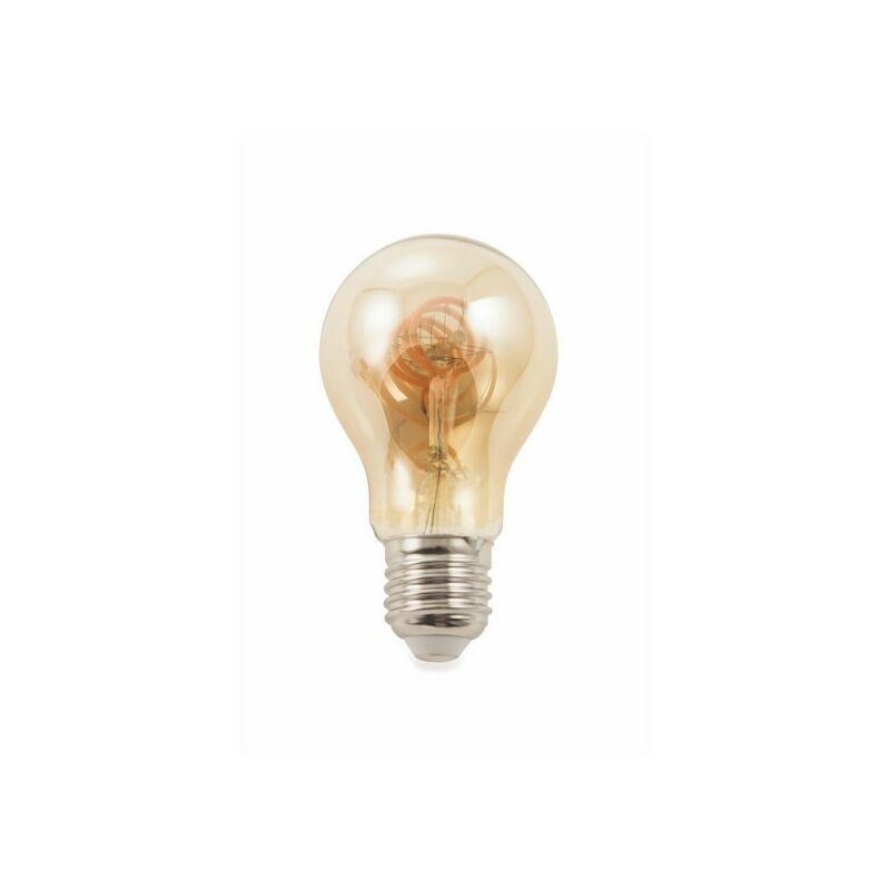 Lampadina Goccia Led Vintage 6W E27 Luce Calda - Kooper