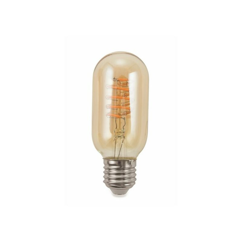 Lampadina Pannocchia Led Vintage 6W E27 Luce Calda - Kooper