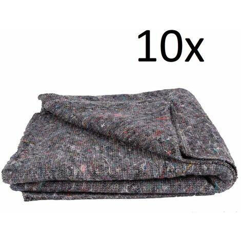 Kortpack 099.0057 Manta de almacenamiento - 150 x 200 cm (10 piezas)