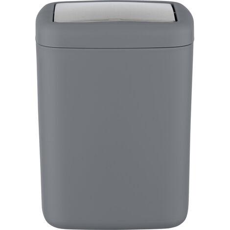 Kosmetikeimer 3 L Mülleimer Abfalleimer Schwingdeckeleimer Bad Küche WC Büro
