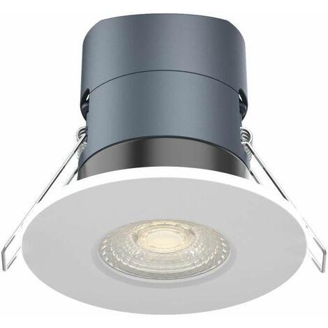 Kosnic 6W LED Fire Rated Downlight - KFDL06DIM/SCT-WHT