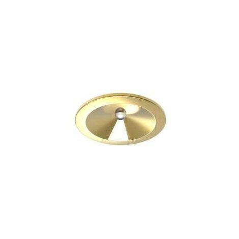 Kosnic Brass 3W LED Non-Maintained Emergency Downlight - Daylight - EDWL03C20/STD-BAS