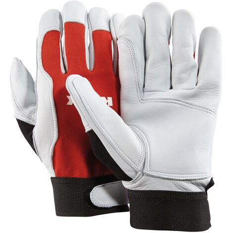 KOX Forest Grip Forsthandschuh, Rot