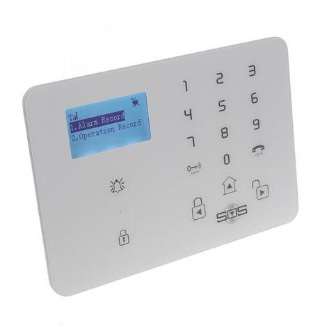 KP9 3G or GSM Alarm Control Panel & Auto-Dialler