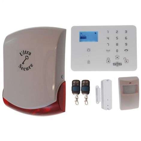 KP9 3G or GSM Alarm Kit A Pro