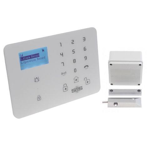 KP9 3G or GSM Gate Alarm Kit