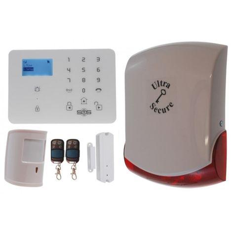 KP9 3G or GSM Pet Friendly Alarm Kit C Pro