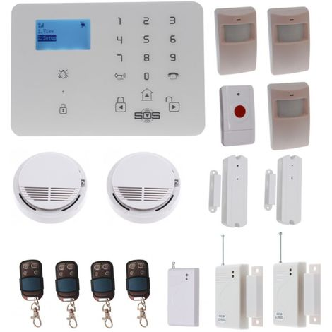 KP9 3G or GSM Wireless Alarm Homekit