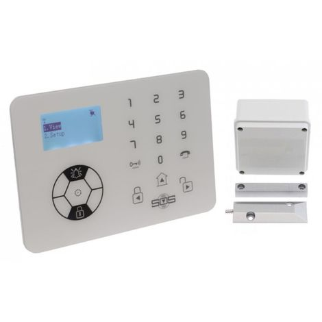 KP9 Bells Only Gate Alarm or Alert Kit [005-4510]