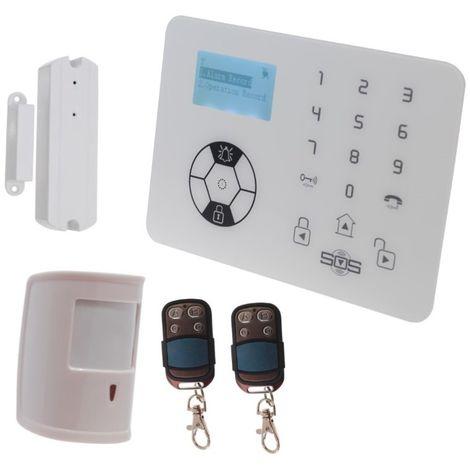 KP9 Bells Only Pet Friendly Wireless Alarm Kit C [005-4380]