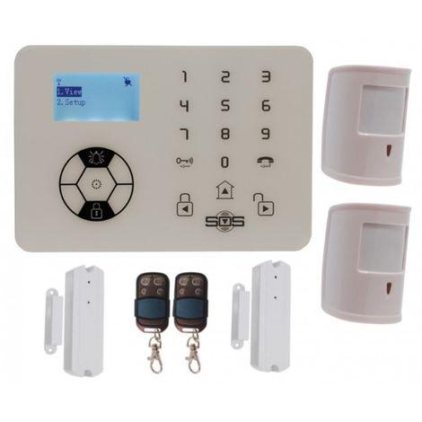 KP9 Bells Only Pet Friendly Wireless Alarm Kit D [005-4410]