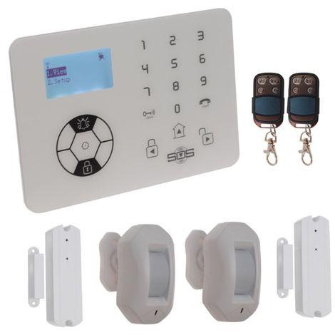 KP9 Bells Only Pet Friendly Wireless Alarm Kit H [005-4580]