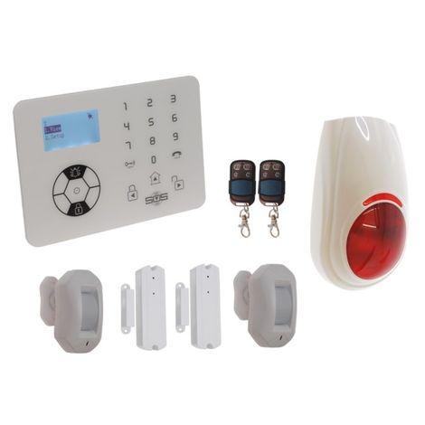 KP9 Bells Only Pet Friendly Wireless Alarm Kit H Plus [005-4590]