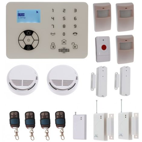 KP9 Bells Only Wireless Alarm Homekit [005-4440]