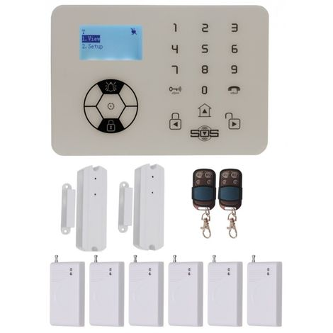 KP9 Bells Only Wireless Alarm Kit G [005-4490]
