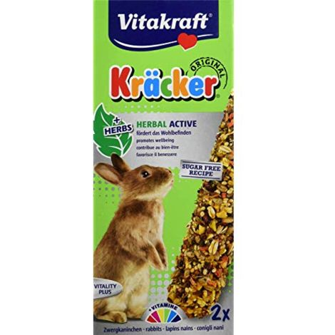 Kräcker Herbal Active Lapins nains Vitakraft