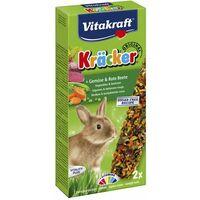Kräcker légumes betterave rouges lapins nains p/2