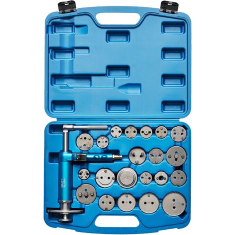 KRAFTPLUS® K.211-1422 Kit repousse piston d'étrier de frein gauche et droite pistolet pneumatique 22-pcs