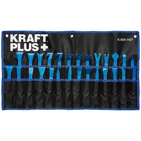 KRAFTPLUS® K.925-1427 Kit extracteurs de garniture démontage voiture auto 27 pcs