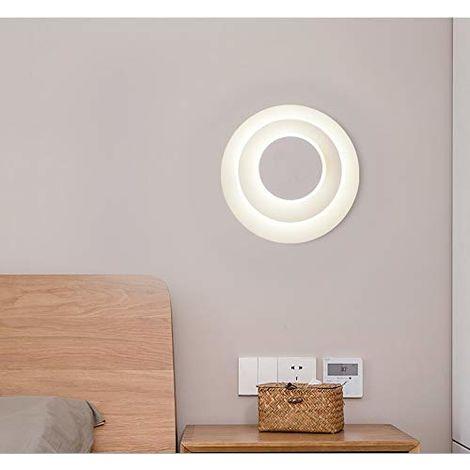 Kreative Wandleuchte Moderne Einfache Wandlampe für Wohnzimmer Schlafzimmer Kinderzimmer Bar - SR26