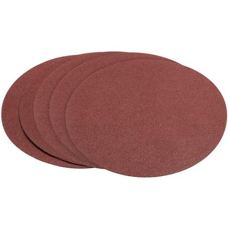 Kreator 5PK Angle Polisher Sanding Sheets - 240 Grit KRT670201