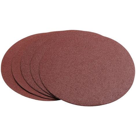 Kreator 5PK Angle Polisher Sanding Sheets - 60Grit KRT231554