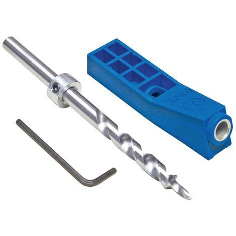 KREG Mini plantilla de perforación Kreg Jig Mini ( MKJKIT )