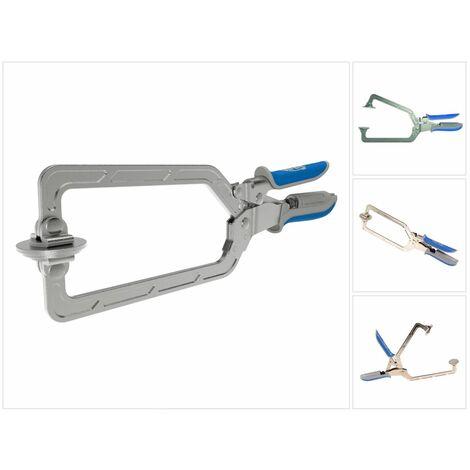 KREG 76 mm bois projet Pince avec Automaxx Woodworking Tools KHC3-INT