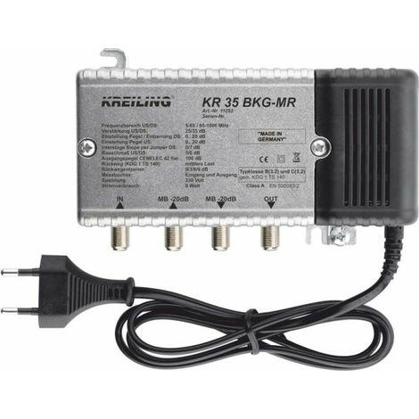 Kreiling Tech. BK-Verstärker 35dB KR 35 BKG-MR