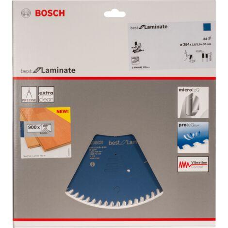 Kreissägeblatt Best for Laminate 304,8x30x2,5/1,8mm Z96TR-F 2 608 642 137