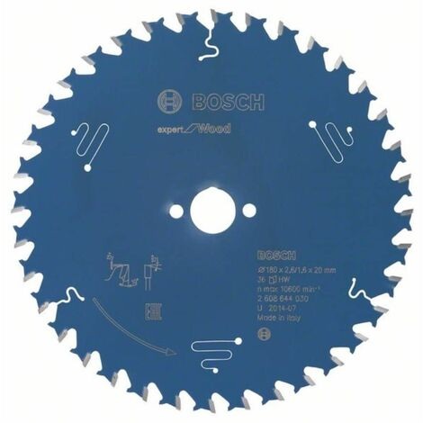 Kreissägeblatt Expert for Wood. 160 x 20 x 2.2 mm.48