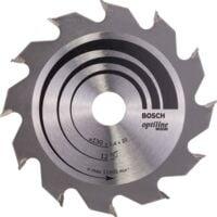 Kreissägeblatt Optiline Wood 200x30mm T24 Bosch