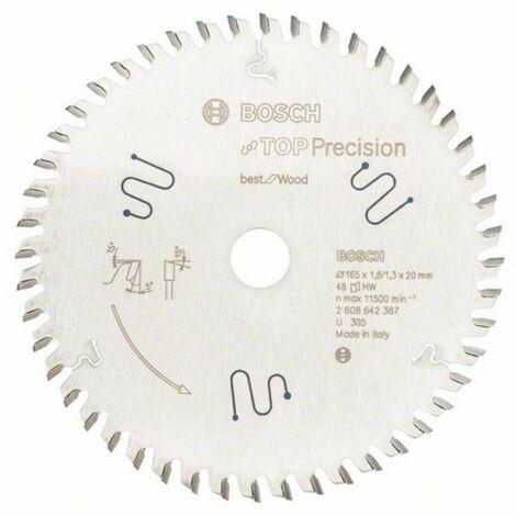 Kreissägeblatt Top Precision Best for Multi Material 165 x 20 x 1.8 mm. 56