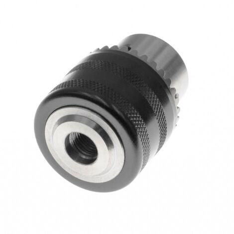 """Kress mandrin de couronne dentée avec clé 1,5 - 13mm - 13mm (1/2"""") x 20 remplace Kress 30648 pour tournevis à batterie, perceuses à percussion"""