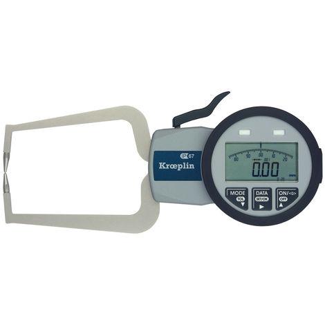 Kröplin Außenschnelltaster A/D 0-20 mm