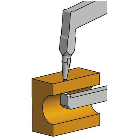 Kröplin Außenschnelltaster Oditest 0-50 mm MKL 1,0