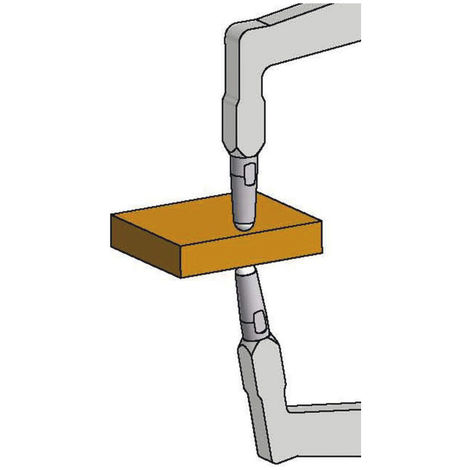 Kröplin Außenschnelltaster Oditest 0-50 mm MKL32,0