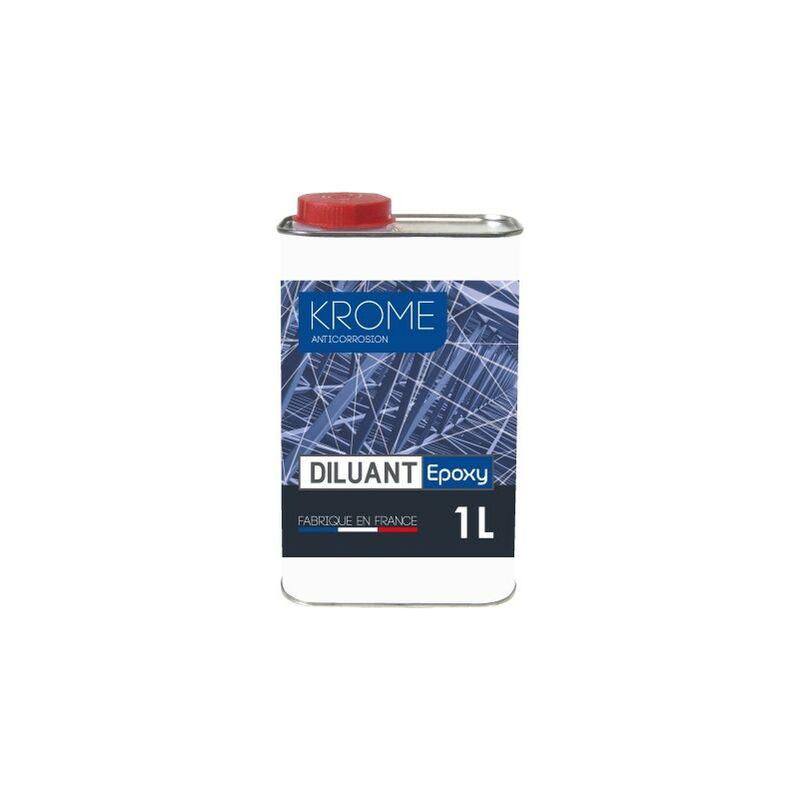 Krome Diluant Epoxy   Conditionnement: 1L