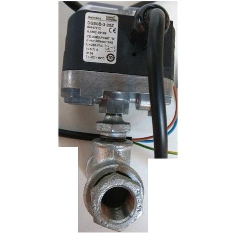 Kromschroder 84447212 Pressostat air / gaz 2.5-50 MBar - DG50B-3 20Z
