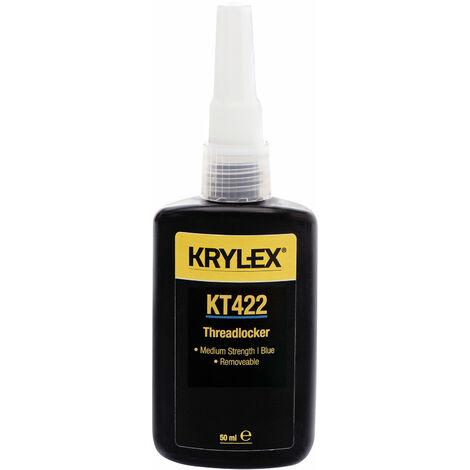 KRYLEX® KT422 Medium Strength Threadlock - Removable - 50ml