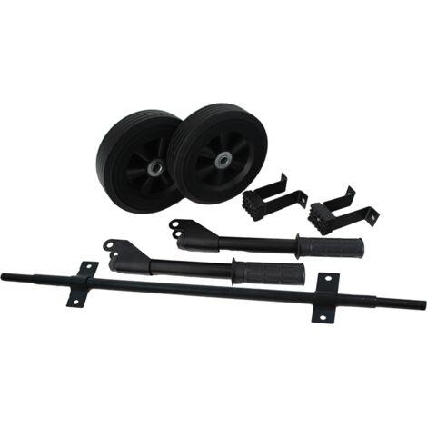 KS 10 KIT Transportsatz für Benzin- und Gas/Benzin-Generatoren KS 10000 (Stahlrahmen Ø 32)