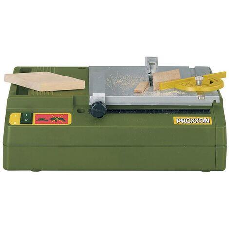 KS 230 - Scie circulaire d'établi coupe dans le bois tendre jusqu'à 8 mm Proxxon