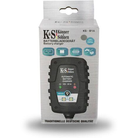 KS B1A, Automatik Batterielader