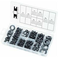 KS Tools 110 Piece Rubber Grommets Assortment