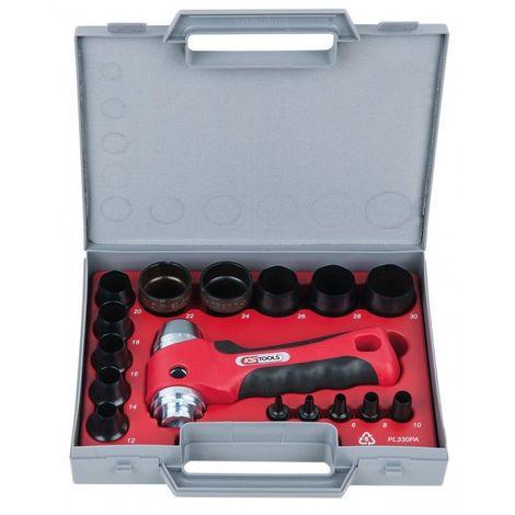 KS TOOLS 129.0100 Coffret emporte-pièces interchangeables de 3 à 30 mm 230.45