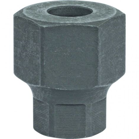 KS TOOLS 150.3202 Adaptateur 6 pans Ø 19 mm du jeu 150.3200 24.29